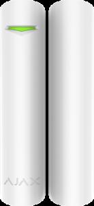 Un détecteur d'ouverture de portes ou fenêtres Ajax