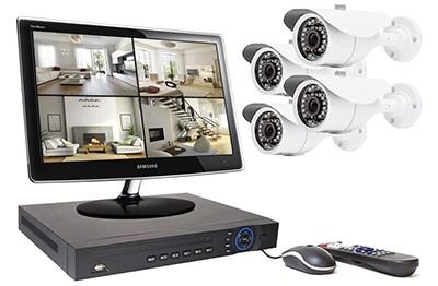 Caméra Enregistreur vidéo Moniteur