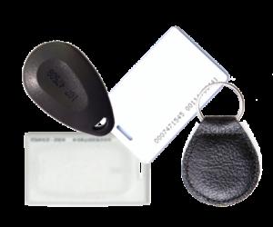 Carte et Badge pour Lecteur RFID